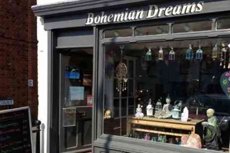 Bohemian Dreams - 60 Minute Reflexology Treatment or 75 Minute Aromatherapy Massage - Save 51%