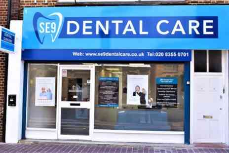SE9 Dental Care - Dental Hygiene Session with Scale and Polish - Save 68%