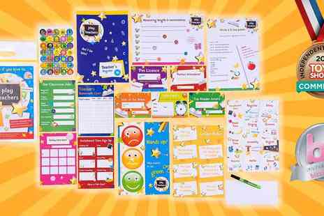 Playteachers - Playteachers School Role Play Game - Save 33%