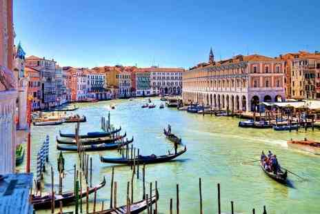 Hotel Biasutti - Four Star Villa Hotel on Venice Lido For Two - Save 69%