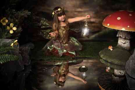 Colin Charles Photography - Fairy & elf photoshoot - Save 93%