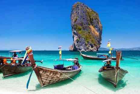Away Holidays - Thailand beach week with flights & room upgrade - Save 0%