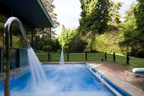 Macdonald Berystede Hotel and Spa - Luxury Elemis spa day for two with two treatments each and afternoon tea - Save 58%