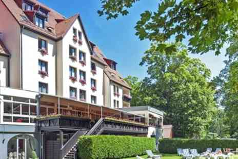Hotel Restaurant Spa Verte Vallee - Stay in Alsace with breakfast & dinner - Save 0%