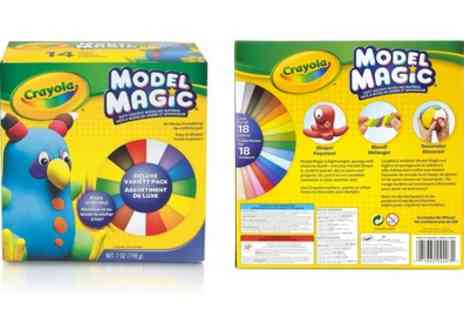 Groupon Goods Global GmbH - Crayola Model Magic Deluxe Variety Pack - Save 13%