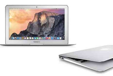GoldBoxDeals - Refurbished Apple MacBook Air 11.6 Inch 2015 Core i5 4GB 128GB HDD MJVM2 With Free Delivery - Save 0%