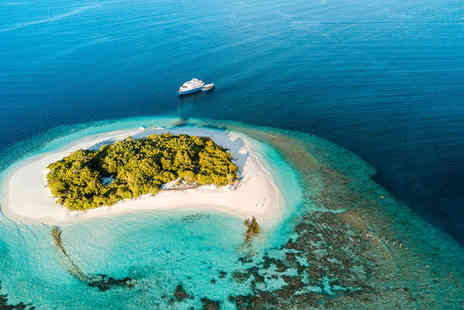Discovering the Maldives Cruise & Canareef Resort - Four Star Enchanting Cruise & Lush Villa Paradise - Save 0%