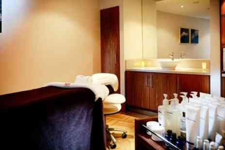 MacDonald Portal Hotel - Cheshire spa day with massage & afternoon tea - Save 64%