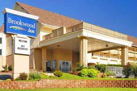 Brookwood Inn - Branson Area Hotel with Free Breakfast & Wi Fi - Save 0%