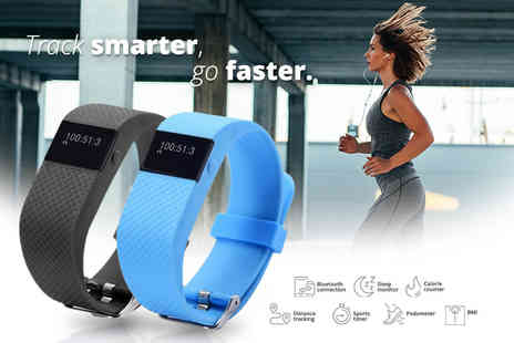 Spot Promotions - TW64 smart Bluetooth sports activity tracker - Save 83%