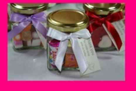 LuLus Sweets - 50 Wedding Favours - Save 50%