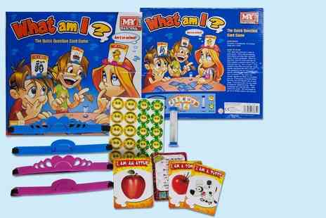 London Exchain Store - What Am I? board game - Save 65%
