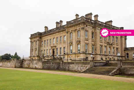 Buyagift - £99 (from Buyagift) for an overnight stay for two people with breakfast at Heythrop Park Resort - Save 0%