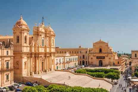 Bargain Late Holidays - Seven night all inclusive Sicily, Italy break with sea view room, flights and optional car hire - Save 36%