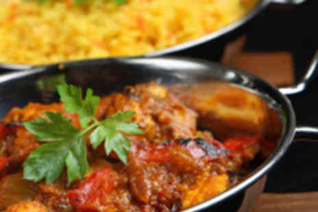 Namaste Durham - Two Course Meal for Two with Rice and Wine - Save 56%