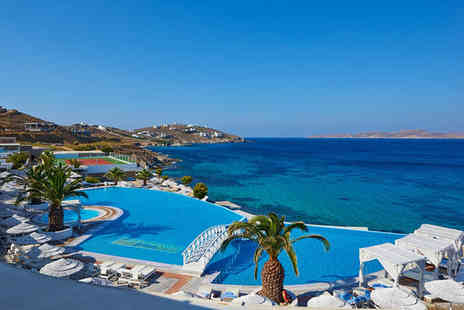 Saint John Hotel Villas & Spa - Five Star Sublime Sea Views in Mykonos - Save 41%