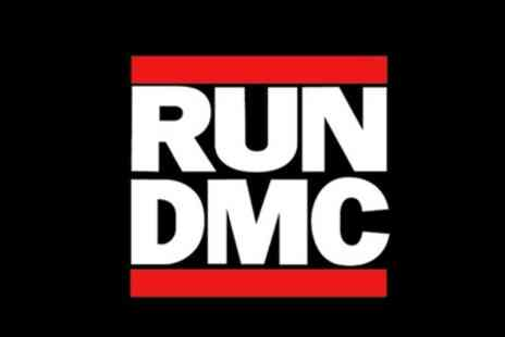 TCO Entertainments - One best available circle seated ticket to see Run DMC and Slick Rick on 5 July - Save 40%