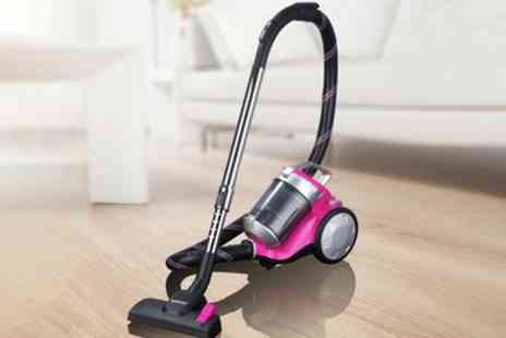 Groupon Goods Global GmbH - Cleanmaxx 700W Cyclone Vacuum Cleaner With Free Delivery - Save 28%