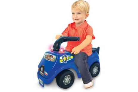 Groupon Goods Global GmbH - Paw Patrol Chase Foot to Floor Ride On - Save 0%