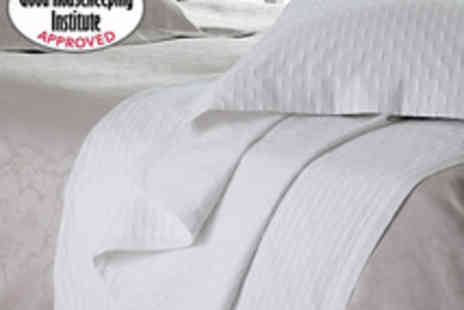 Good Housekeeping - Good Housekeeping Knightsbridge Bedspread - Save 67%