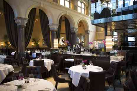 La Chapelle - Michelin Starred Two Course Lunch or Three Course Dinner with Bellini for One or Two - Save 38%