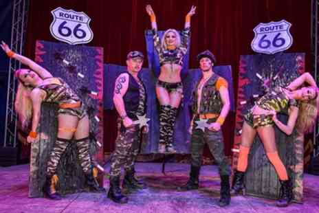 Planet Circus - Ticket to Planet Circus 23 July to 28 August - Save 0%