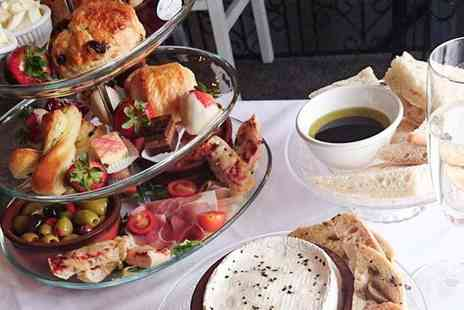 Laceys Bistro - Traditional afternoon tea for two or include a glass of Prosecco each,  or gentlemans afternoon tea for two or Italian afternoon tea for two - Save 54%