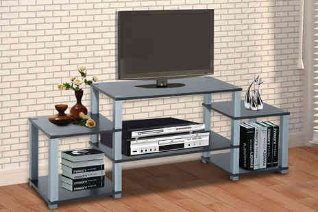Mhstar - Two tier TV stand - Save 56%