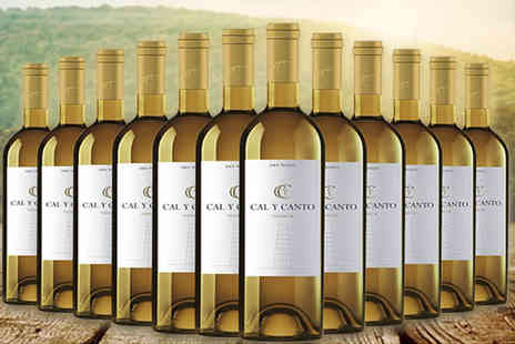 Q Regalo - Case of 12 white or rose fruity Spanish wines - Save 65%