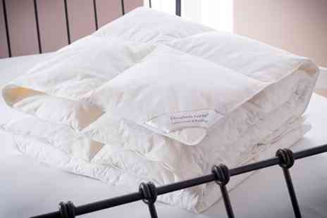 Groupon Goods Global GmbH - White Duck Feather Duvet in Choice of Size - Save 78%