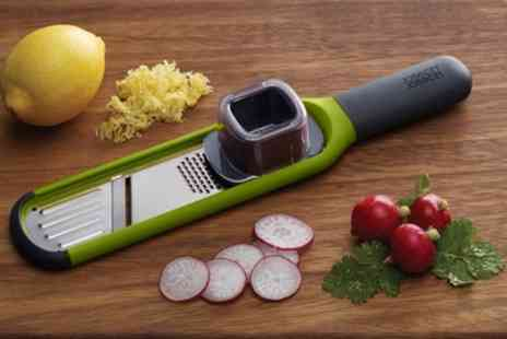 Groupon Goods Global GmbH - One or Two Joseph Joseph Handy Grate Two in One Graters and Slicers - Save 47%