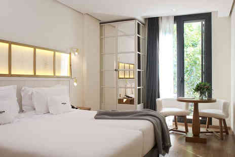 Ofelias Hotel - Four Star Chic Boutique Stay For Two, close to Eixample - Save 67%