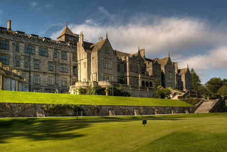 Bovey Castle - Five Star Luxury Stay For Two in Dartmoor National Park - Save 39%