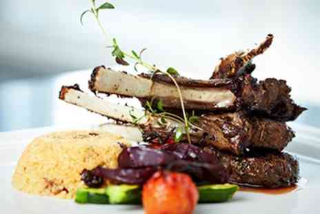 The Bull - Two Course Meal for Two or Four - Save 37%