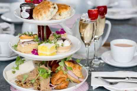The Lansbury Hotel - Sparkling Afternoon Tea for Two or Four - Save 0%