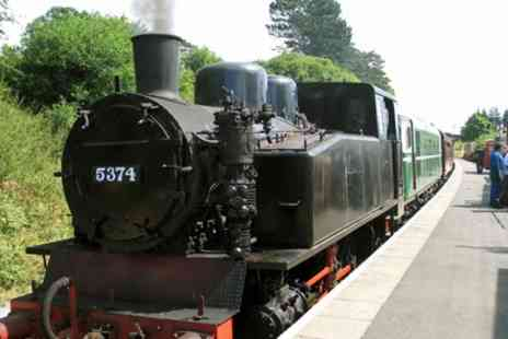 Northampton & Lamport Railway - Steam Railway Tickets for Up to Five Adults or Children - Save 35%