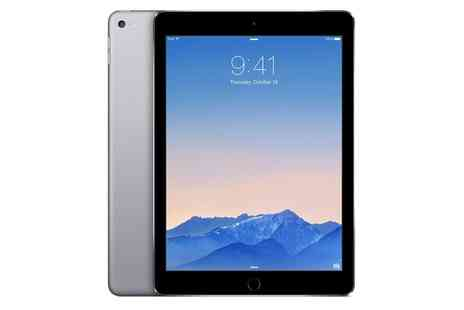 Buyer Area - Refurbished Apple iPad Air 2 Silver 64GB Good With Free Delivery - Save 0%