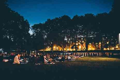Pop Up Events - Pop up outdoor cinema screening in London - Save 50%