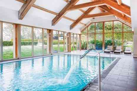 The Elms - Spa day including 60 min massage & afternoon tea with bubbly - Save 35%