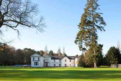 Mercure Brandon Hall Hotel & Spa - Warwickshire stay with dinner - Save 0%