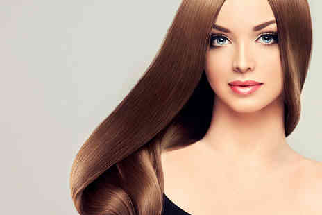 Ioannas Creative Hair and Extensions - Brazilian keratin blowdry - Save 84%