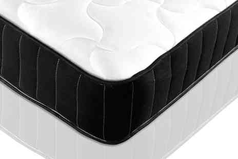 Giomani Designs - Coiled spring & memory foam mattress - Save 90%