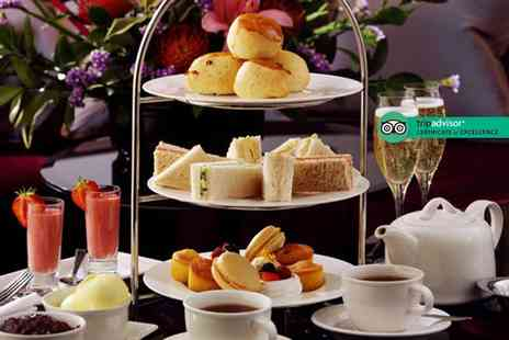 Rossett Hall - Afternoon tea for two people including a glass of Prosecco each - Save 47%