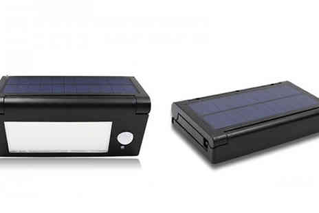 HXT Goods - Solar Powered Motion Sensor Light - Save 75%