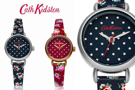 Brand Arena - Cath Kidston watch choose from two colours - Save 52%