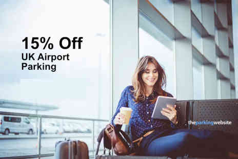 The Parking Website - Airport parking with anytime cancellation cover - Save 0%