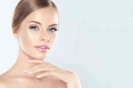Jane Anne Davies - Ultra hydro facial, LED light treatment and skin peel - Save 75%