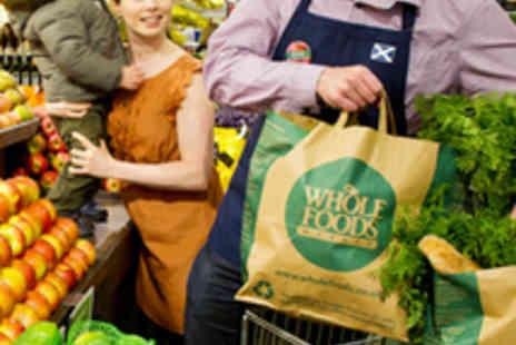 Whole Foods Market Giffnock - Spend on Fresh Fruit, Veg, and Groceries - Save 53%