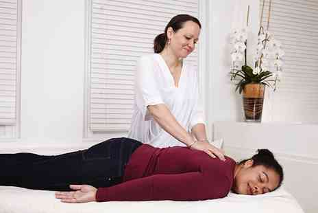 Jung Shim - Acupressure massage with a consultation - Save 62%