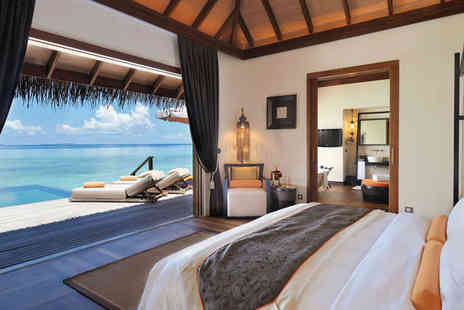 Ayada Maldives - Five Star Ultra Luxe Villas in Tropical Bliss - Save 0%